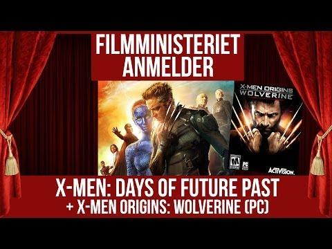 Filmanmeldelse: X-Men: Days of Future Past + X-Men Origins: Wolverine (PC)