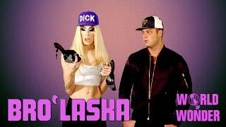 Bro'Laska w/ Alaska Thunderfuck & Cory Binney - Cory's Drag Persona