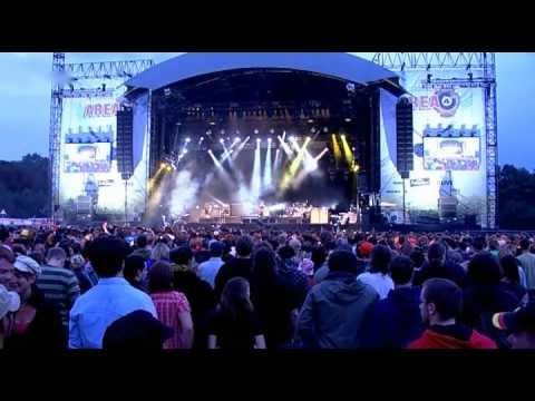 Deftones - Live at Area4 Festival 2009