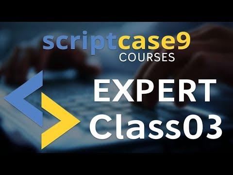 Scriptcase 9: Grid Application + Master Detail Form