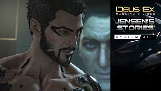 DEUS EX: Mankind Divided 'System Rift' DLC Gameplay Full Walkthrough + ENDING (Jensen's Stories)