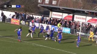 Maidenhead Utd v Whitehawk - 18th Feb 2017