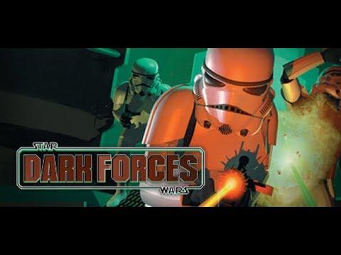 Giving the Mac Version of 'Star Wars: Dark Forces' (LucasArts) (1995) a Test Run on QEMU (Windows)