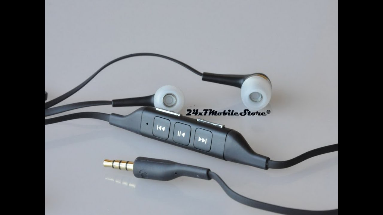 Nokia Wired Headset WH 208 mini videoreview en uboxing (NL/BE .
