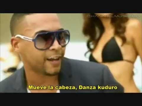 Don Omar  Danza Kuduro ft Lucenzo Clip Officiel lyrics