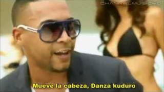 Don Omar - Danza Kuduro ft. Lucenzo Clip Officiel lyrics