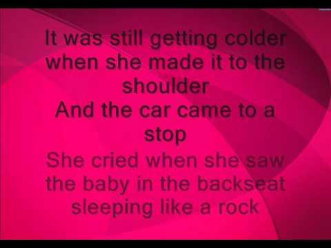 Carrie Underwood Lyrics Jesus Take The Wheel