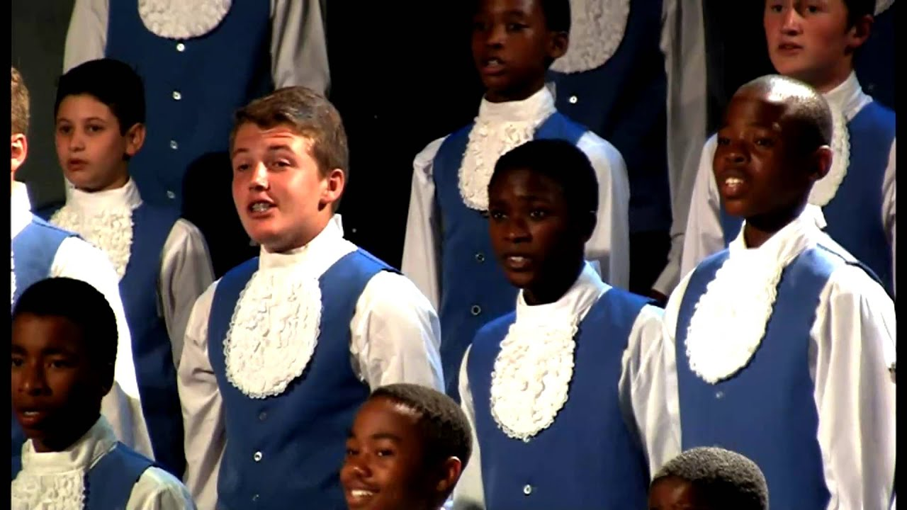 Drakensberg Boys Choir: Stand by You