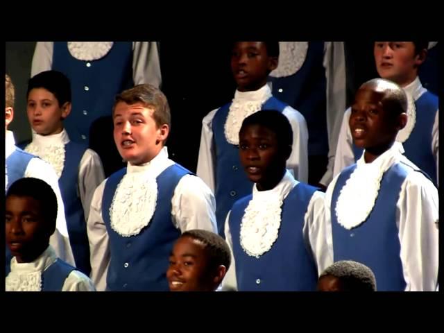 Drakensberg Boys Choir: Stand by You