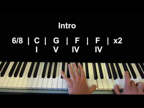 How to Play I Guess That's Why They Call It The Blues by Elton John on Piano (Piano Tutorial)