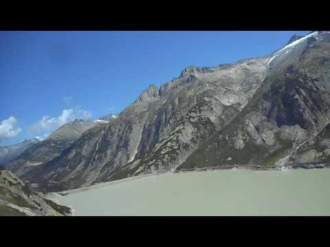 Grimselpass Klettern Räterichsbodensee
