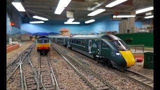 Hornby GWR Hitachi Class 800 004 IET 20/8/18   Model Trains