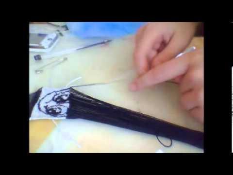 Схемы плетения фенечек прямым плетением картинки