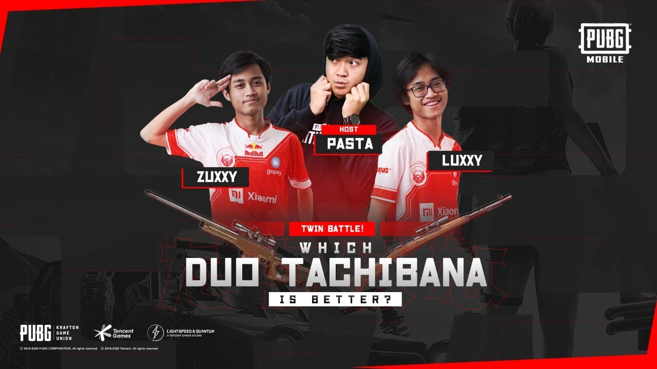 Twin Battle ! Bareng Bro Pasta dan Si kembar Zuxxy Luxxy ! | Funmatch PUBG Mobile Indonesia