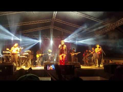 Protoje Concert at Laphto Mall Addis Ababa Ethiopia 2017