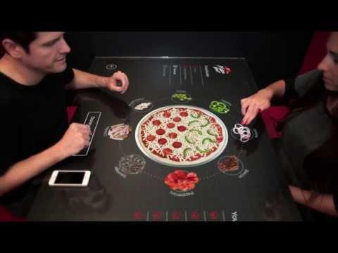 Пиццерия будущего