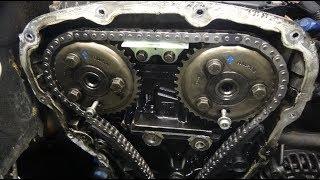 Замена ГРМ Форд Транзит 2.2  Установка ГРМ Peugeot Boxer, Ford Transit.