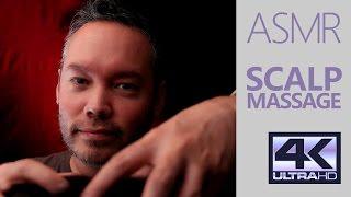 Scalp & Head Massage ~ ASMR/Head Massage/Binaural