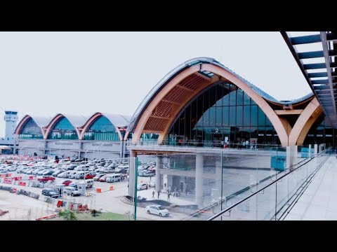 THE NEW MACTAN CEBU INTERNATIONAL AIRPORT IS NOW FULLY OPERATIONAL  7 - 1 - 18