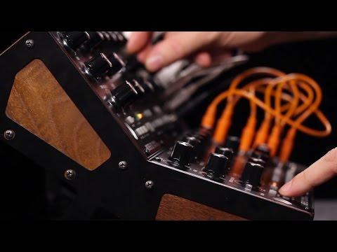 Mother-32 | Semi-Modular Analog Synthesizer