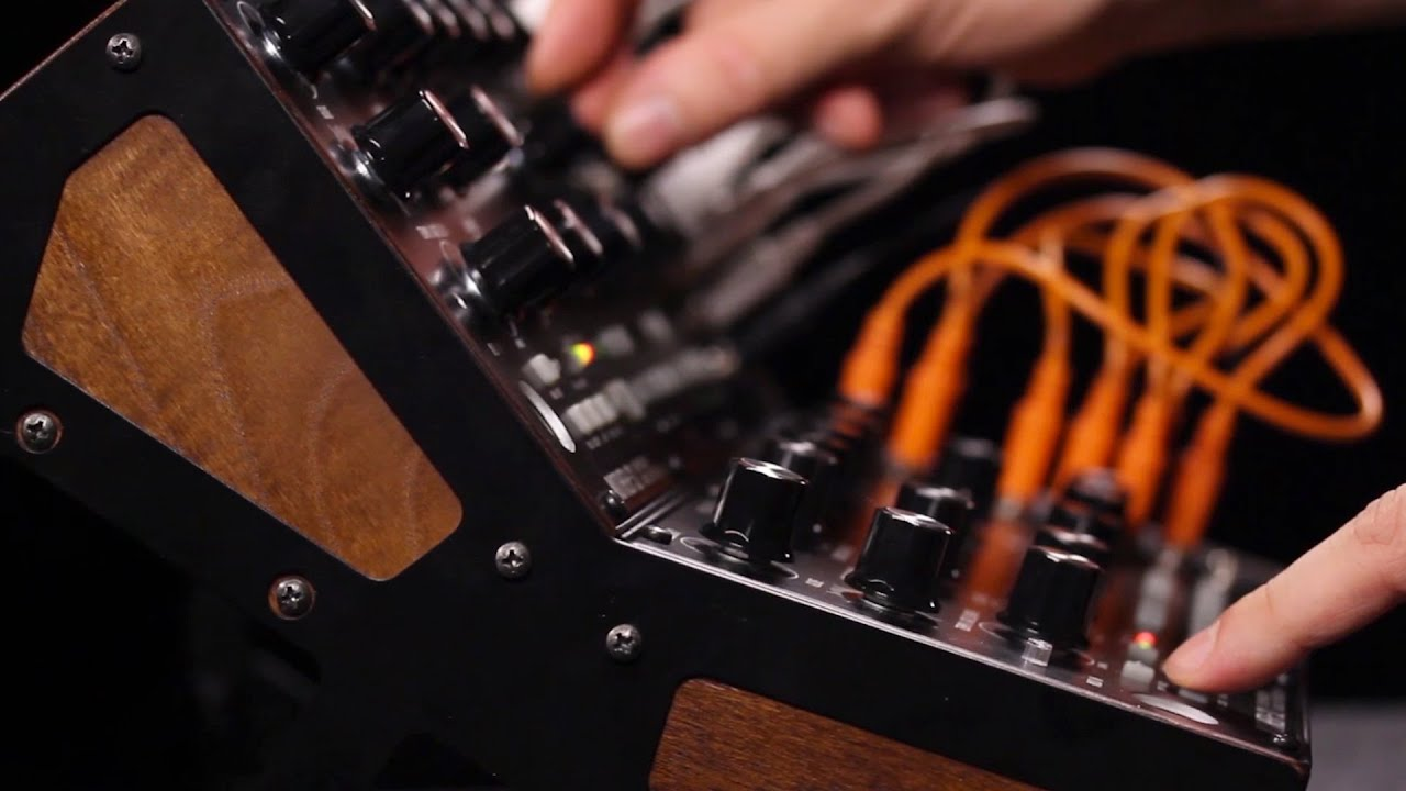 Mother-32 | Semi-Modular Analog Synthesizer
