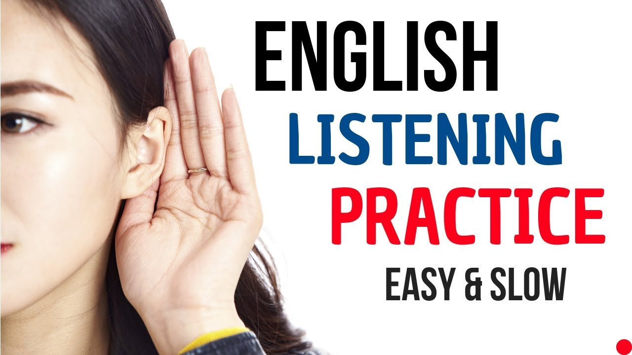 English Listening Practice || English Conversation || Slow and Easy