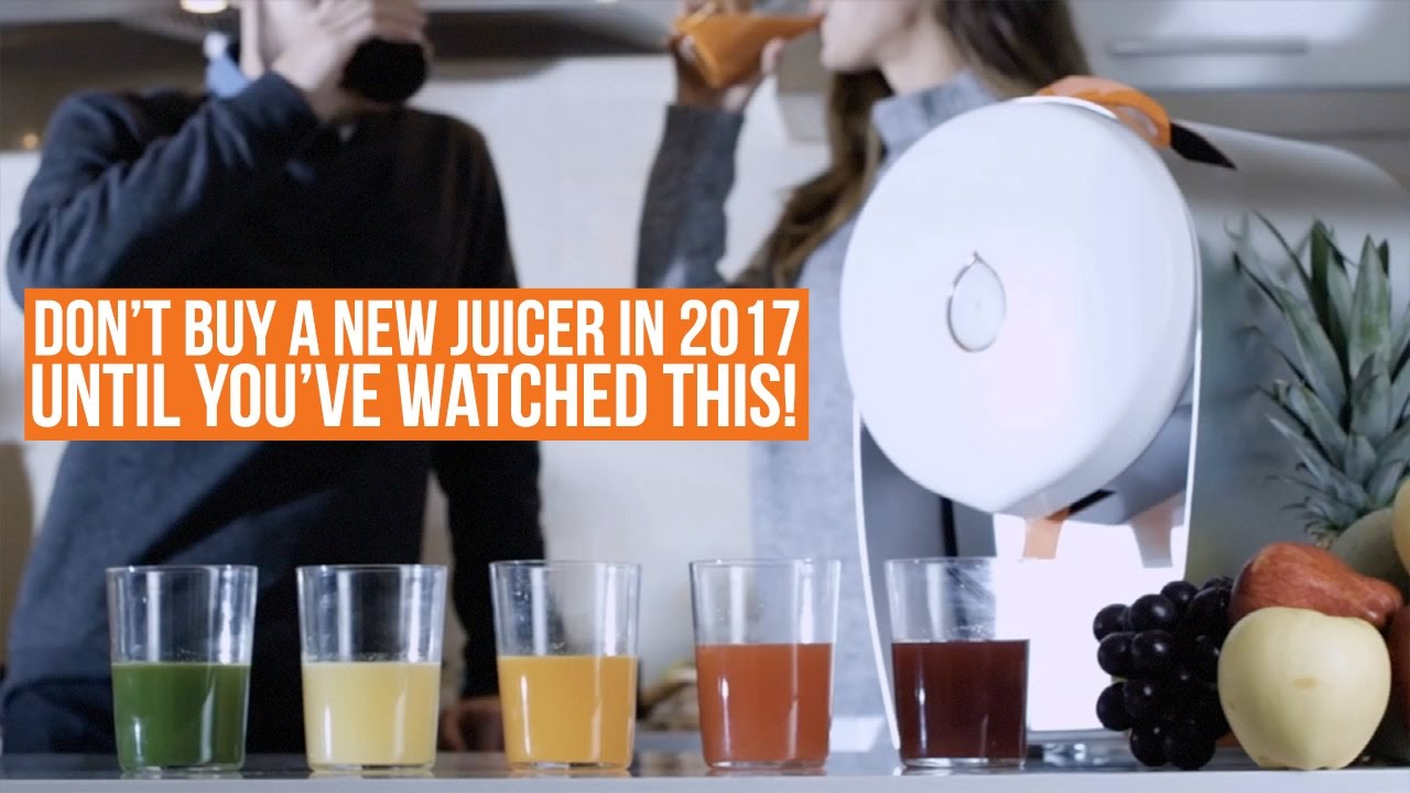 Best Juicer 2017 - Watch this before you buy ANY Slow Juicer in 2017 - YouTube