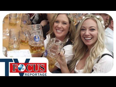 Logistikwunder Oktoberfest - Arbeiten auf dem größten Volksfest der Welt | Focus TV Reportage