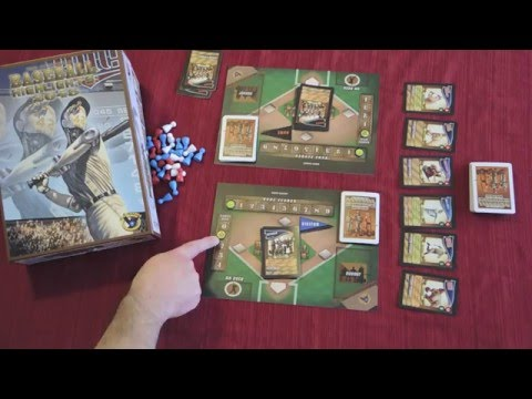 Baseball Highlights 2045 Card Game Quick Walkthrough W