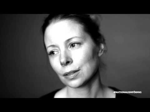 Vad är nationalism för dig?  Julia Dufvenius