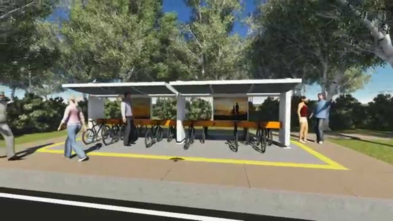 Projeto de mobili rio urbano 01 biciclet rio ecol gico for Mobiliario urbano tipos