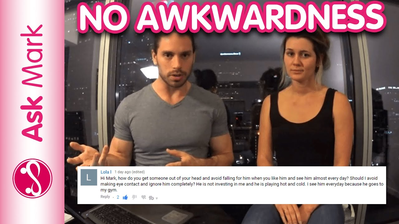 How To Avoid Awkwardness When You've Been Rejected – Ask Mark #55 Ft  Jermia