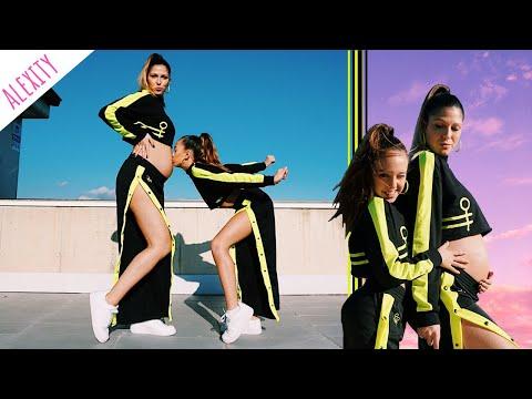 TUTORIAL DE BAILE - TUSA - Tusa de KAROL G y Nicki Minaj - NUESTRA PROPIA COLECCION DE ROPA ALEXITY