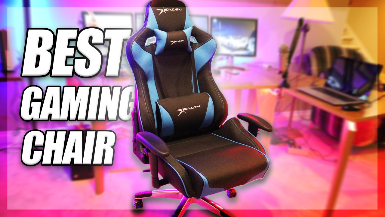 THE BEST GAMING CHAIR?! (Ewin Racing Chair Unboxing & Review)