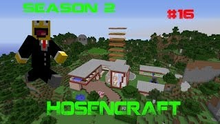 Spice Hosencraft SMP S2 #16 Das Jahr neigt sich dem Ende