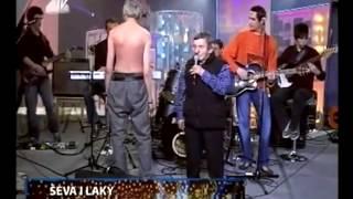 Ševa i Laki - Je T'aime - Live with English subtitles