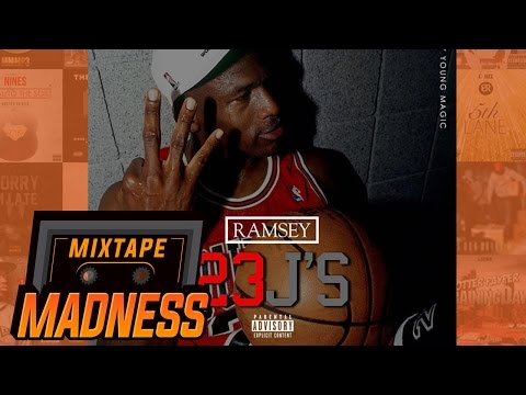 Ramsey - 23J'S (Prod By. Young Magic) | @MixtapeMadness