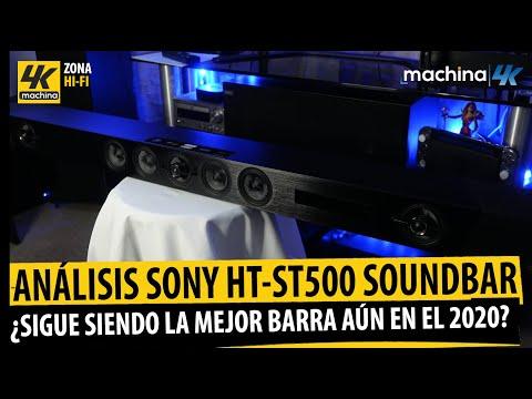 Analisis Soundbar Sony HT-ST5000 ¿Aún la mejor Barra de Sonido incluso en este 2020?
