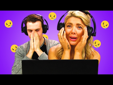 Irish People Try Not To Cry (Challenge)