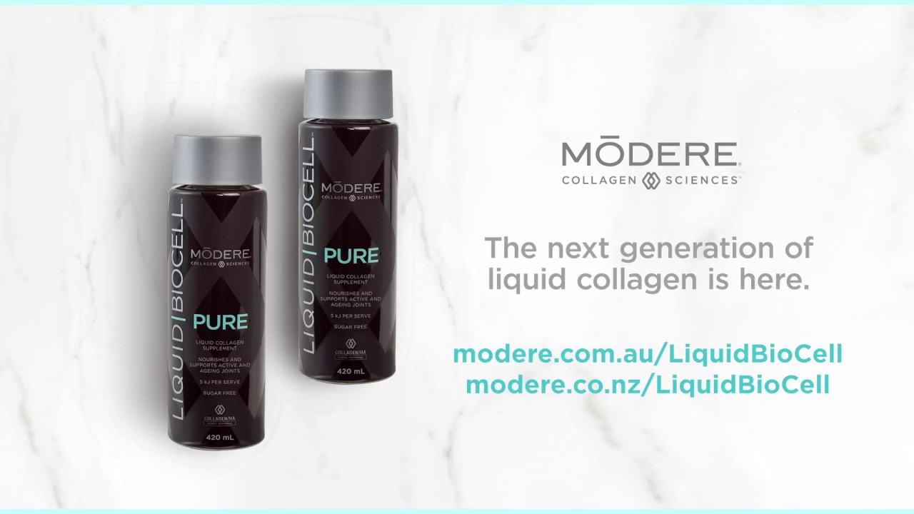 0ea636ed42 Liquid BioCell PURE - The next generation of liquid collagen - YouTube