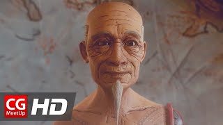 "CGI Animated Short Film: ""Monju Hunters Of Sofugan Island"" by Dirk Wachsmuth, Karim Eich 