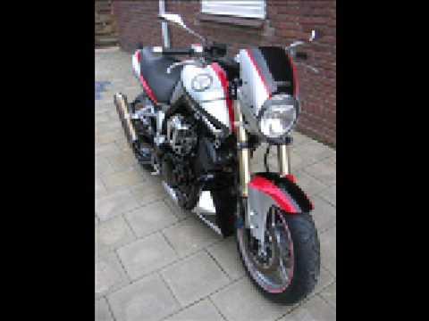 Extreme Yamaha Bulldog BT1100