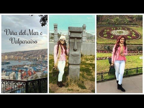 Vlog Chile - Vina del mar e valparaiso - Parte 04