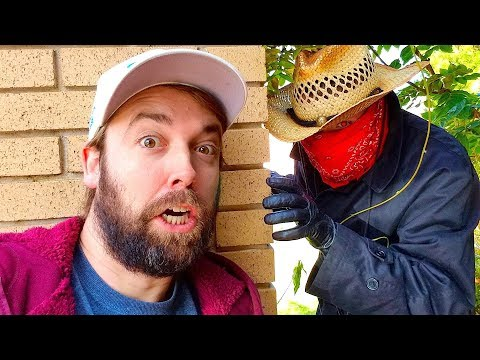 The Bandits Found Us!