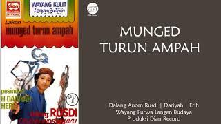 [Full] Wayang Purwa - Munged Turun Ampah   Langen Budaya   A. Rusdi   Dariyah   Erih S.   1986