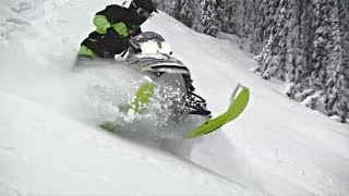 BRP/ Ski-Doo - Sensations fortes au rendez-vous