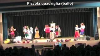 Repertorio Arlecchino Bergamasco (parte)