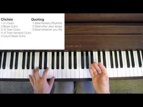 Jazz Improvisation - Cliches & Quoting