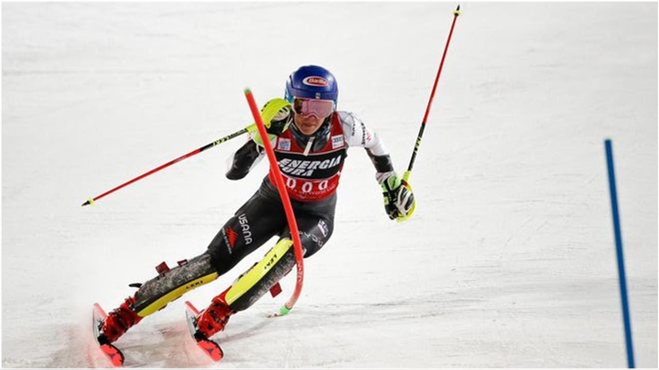 Ski Alpin: Slalom in Flachau mit Mikaela Shiffrin LIVE im ...