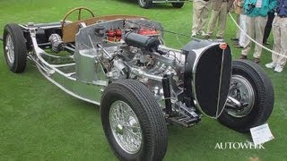 1939 Bugatti Type 64 build - restoration video (part two)